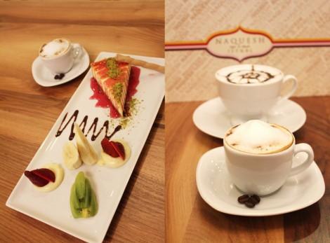 Naquesh Cafe ve Butik Ankara