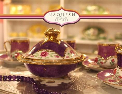 Naquesh Cafe&Butik Şimdi Yeni Adresinde
