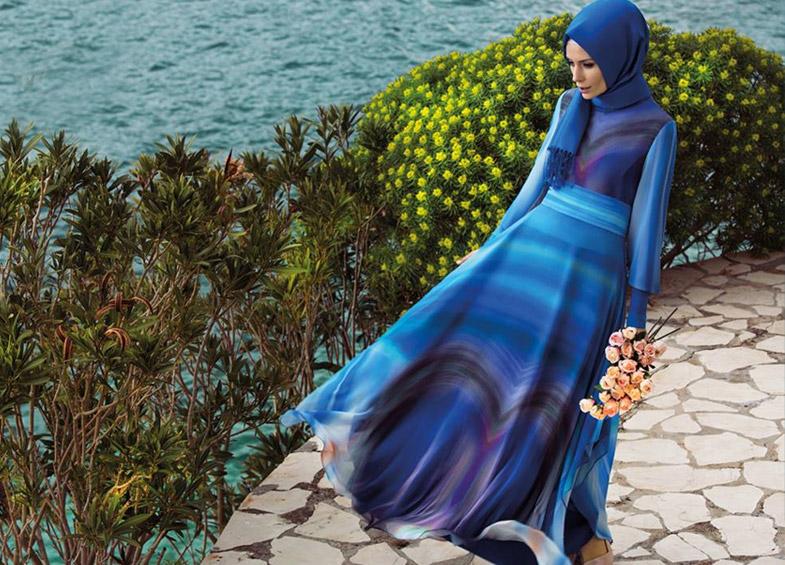 Nihan 2015 İlkbahar Yaz Tesettür Modelleri