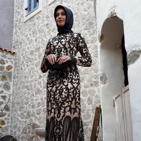 Setrms 2015 İlkbahar Yaz Abiye Elbise Modeli