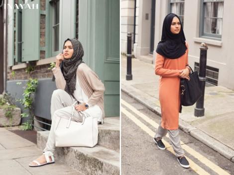 İnayah 2015 Tesettür Giyim Modelleri