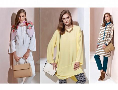 Aker 2015 İlkbahar Yaz Tunik Modelleri