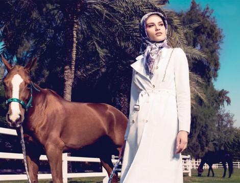 Beyaz Kap ve Elbise Modelleri