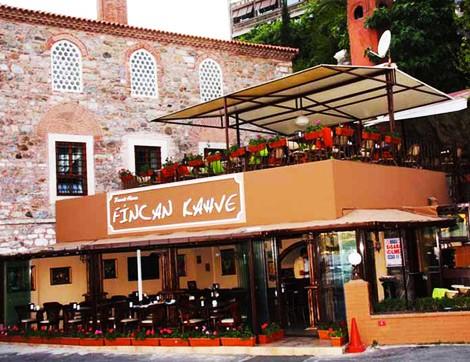 En Güzel Türk Kahvesi Fincan Kahve'de İçilir