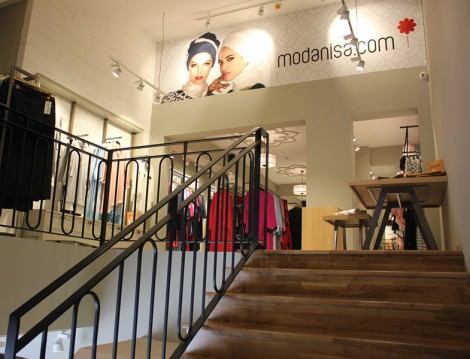 Modanisa Ümraniye Mağazası