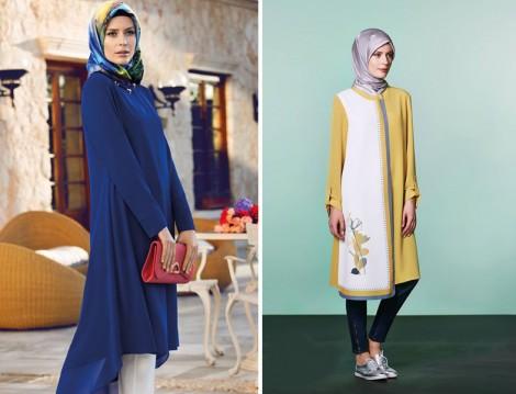 Nihan 2015 İlkabahar Yaz Tunik Modelleri