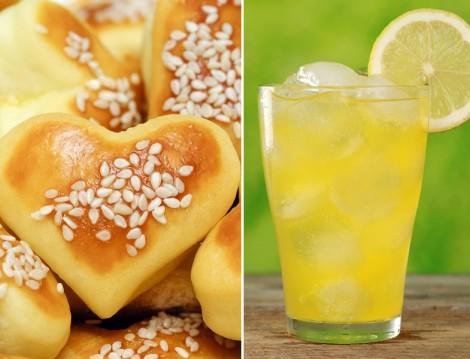 Pastane Kurabiyesi ve Limonata Tarifi