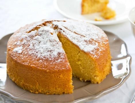 Portakallı Havuçlu Kek Tarifi