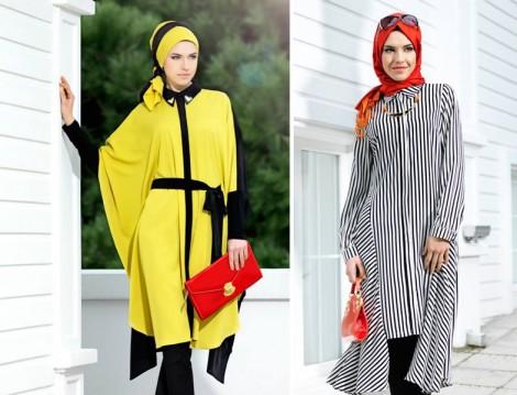 Puane 2015 İlkbahar Yaz Tunik Modelleri