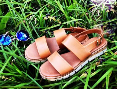 Sandalet Modelleriyle Yaz Kombinleri