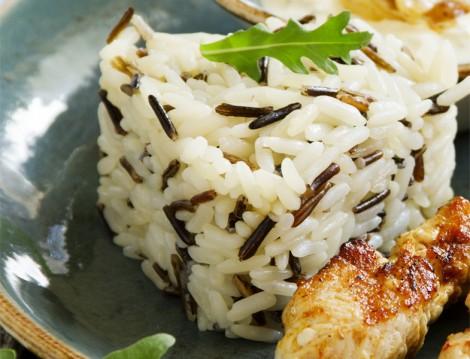 İki Renkli Pirinç Pilavı Tarifi