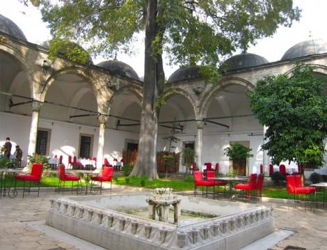 İstanbul İftar Mekanları Darüzziyafe