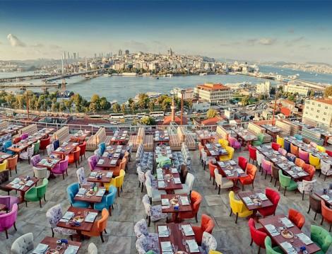 İstanbul İftar Mekanları Hüsnü Ala Cafe