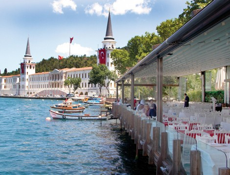 İstanbul İftar Mekanları Kuleli Yakamoz