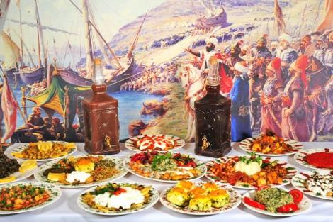 Güler Osmanlı Mutfağı İftar
