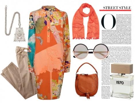 Günümüzde 70'ler Modası
