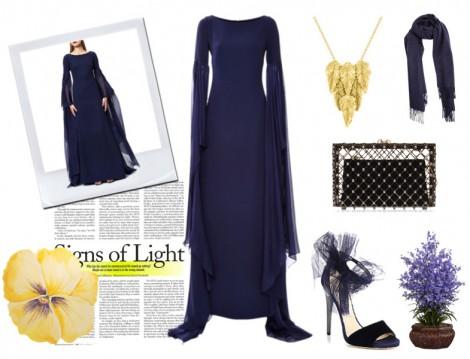 Tesettür Abiye Elbise Kombinleri 2015