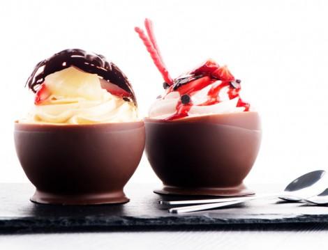 Çikolata Kasesinde Mus Tarifi
