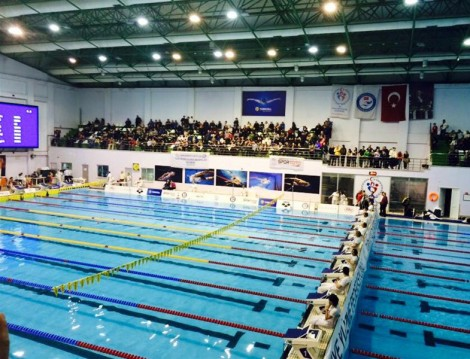 İstanbul Yüzme Havuzları Tozkoparan