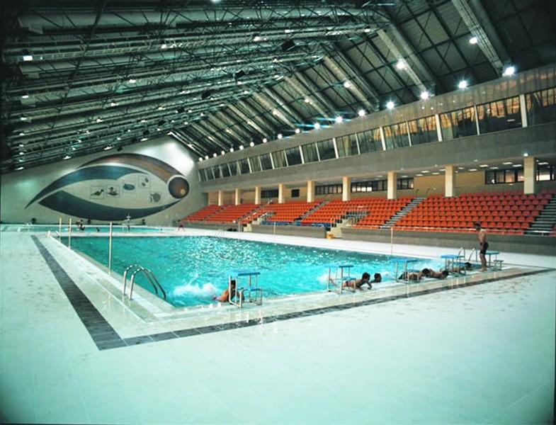 İstanbul'daki Olimpik Havuzlar Tuzla Kaflale