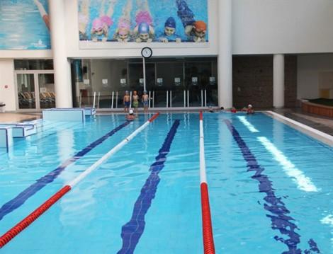 İstanbul'daki Olimpik Havuzlar Yeşilvadi