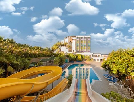 Akropol Hotel Muhafazakar Oteller
