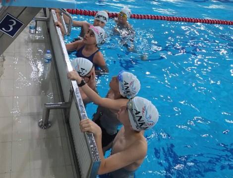 Ankara'nın Bayanlara Özel Havuzları Anka Spor Kulübü