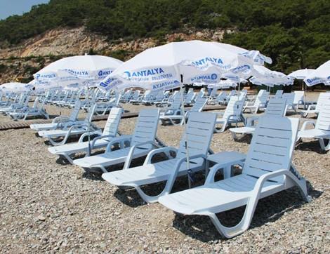 Antalya Sarısu Kadınlar Plajında Büyük Yenilikler Var