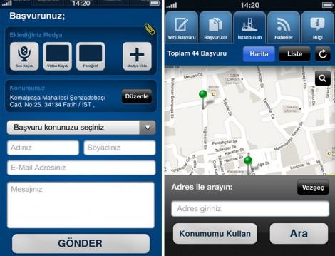 Trafi Mobil Uygulamaları
