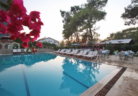 Club Ecrin Hotel Muhafazakar Oteller