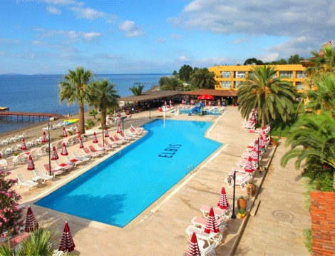 Elbis Hotel Muhafazakar Oteller