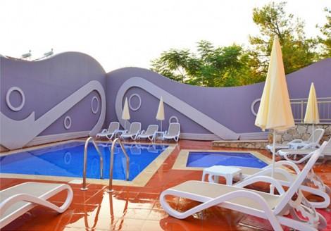 Evra Hotel Muhafazakar Oteller