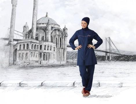 Haşema 2015 Tesettür Mayo Modelleri