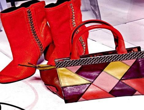 Just Cavallii 2015-2016 Sonbahar Kış Ayakkabı Modelleri