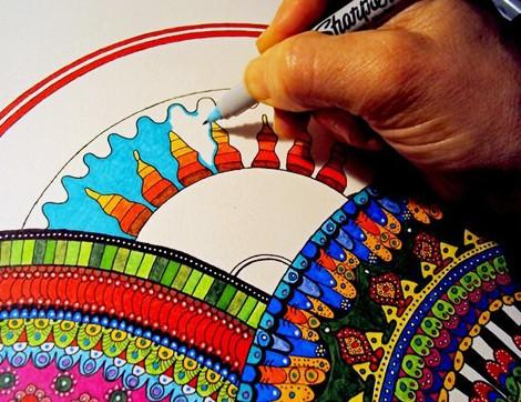 Binlerce Yıl Öncesinden Gelen Bir Ses: Mandala