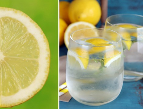 Naneli Limon Şerbeti