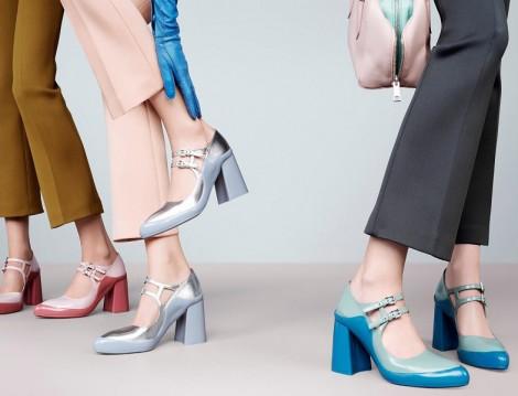 Prada 2015-2016 Sonbahar Kış Ayakkabı Modelleri