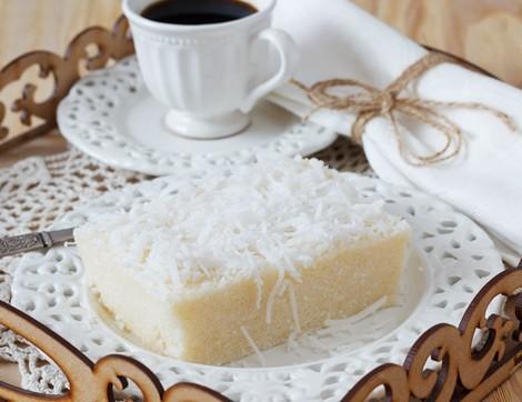 İftara Pratik Sütlü İrmik Tatlısı ve Tarifi