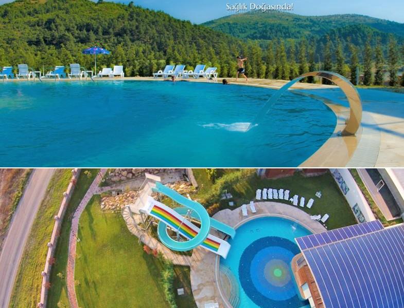 Sındırgı Obam Termal Resort Muhafazakar Oteller