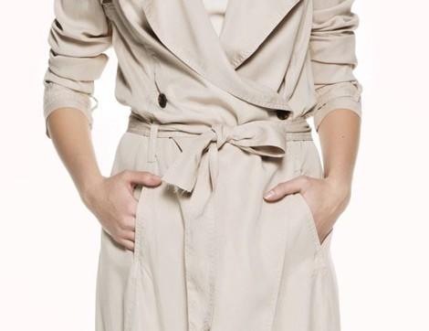 Trençkot Elbise Nasıl Kombinlenir?