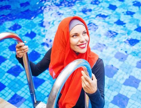 Yüzerken Eğlenin Eğlenirken de Sağlıklı Olun