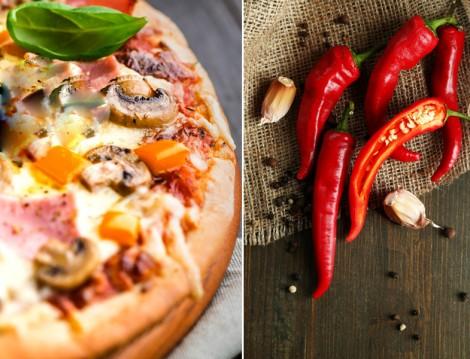 Yaza Özel Pratik Fit Pizza Tarifi