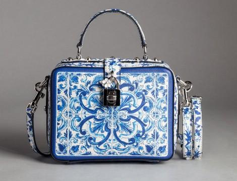 Çini Deseni Modası Dolce Gabbana