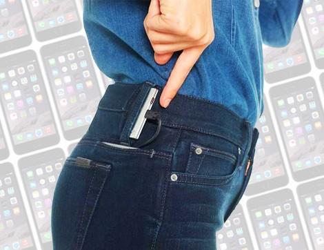 """Giyilebilir Teknolojide Yeni Adımlar """"Şarjlı Jean ve Çanta"""""""
