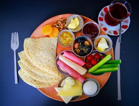 Alkolsüz Kahvaltı Mekanları The Crepe