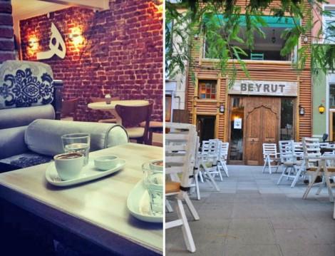 Alkolsüz Mekanlar Beyrut Cafe
