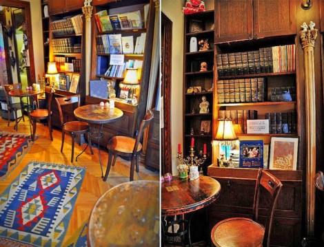 Alkolsüz Mekanlar Erciyes Kitap Kafe