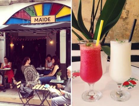 Alkolsüz Mekanlar Ma'ide Cafe Balat