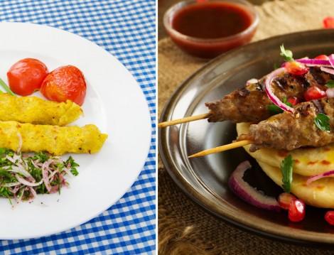 Azeri Mutfağının Meşhur Lüle Kebapları