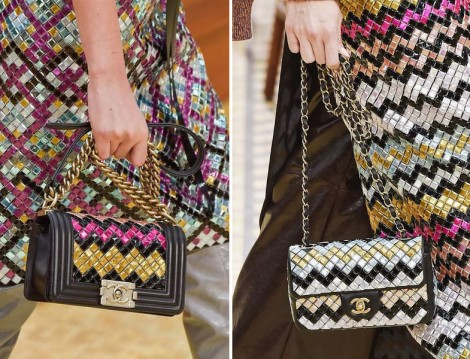 Chanel 2015-2016 Koleksiyonu